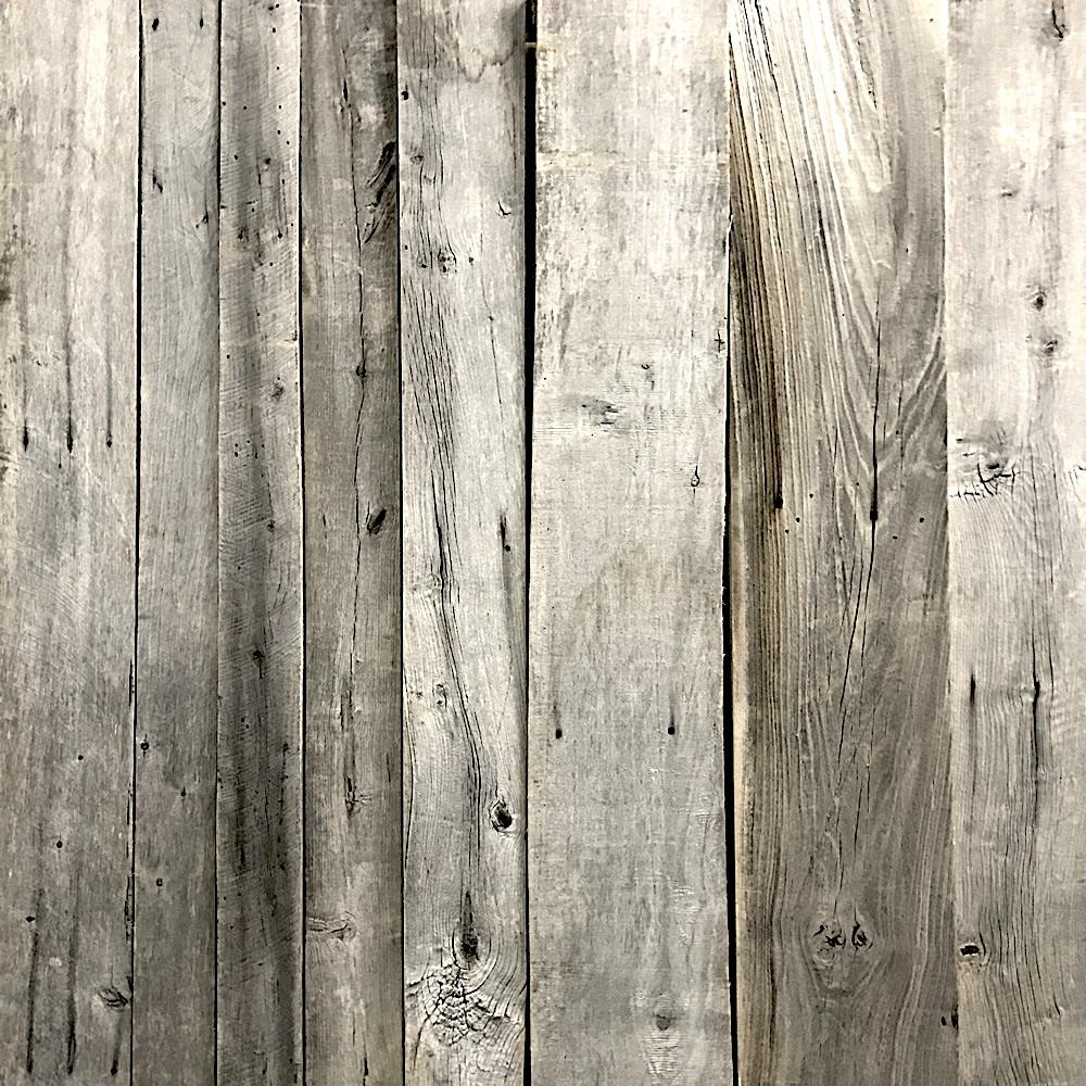Planche bois vieilli argente pour deco vieux bois # Bardage Vieux Bois