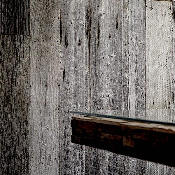 bardage vieux bois gris comme lambris ancien. Black Bedroom Furniture Sets. Home Design Ideas